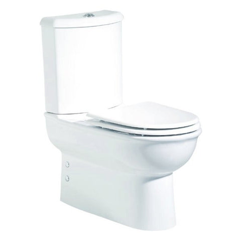 Celino Closed Couple Combined Bidet Toilet With Soft Close Seat