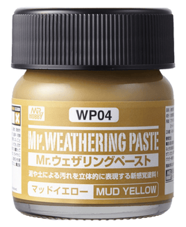 Weathering Pastel Mud Yellow