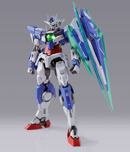 "00 Qan[T] ""Mobile Suit Gundam 00"", Bandai Metal Build"