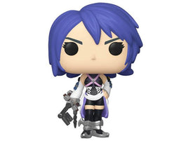 Pop! Games: Kingdom Hearts III - Aqua W/Pop Protector