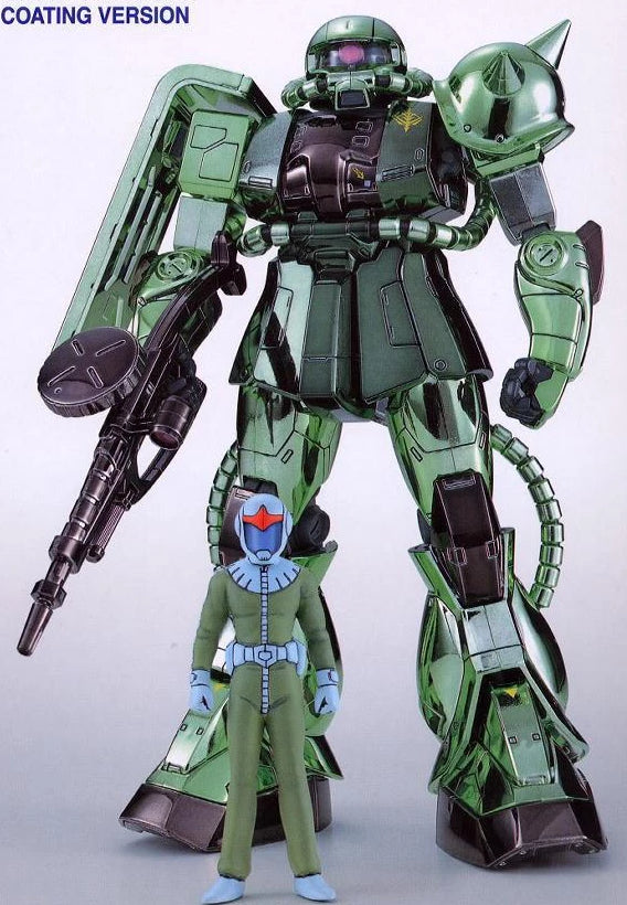 MG MS-06F/J Zaku II Coating Version