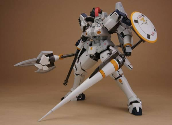 MG TALLGEES ADD ON WEAPON (WATER DECAL INCLUDED)