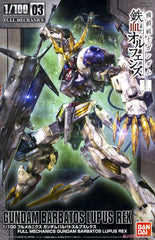 Orphans 1/100 Full Mechanics Gundam Barbatos Lupus Rex