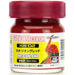 Gundam Color XUG02 Neo Zeong Red 40ml
