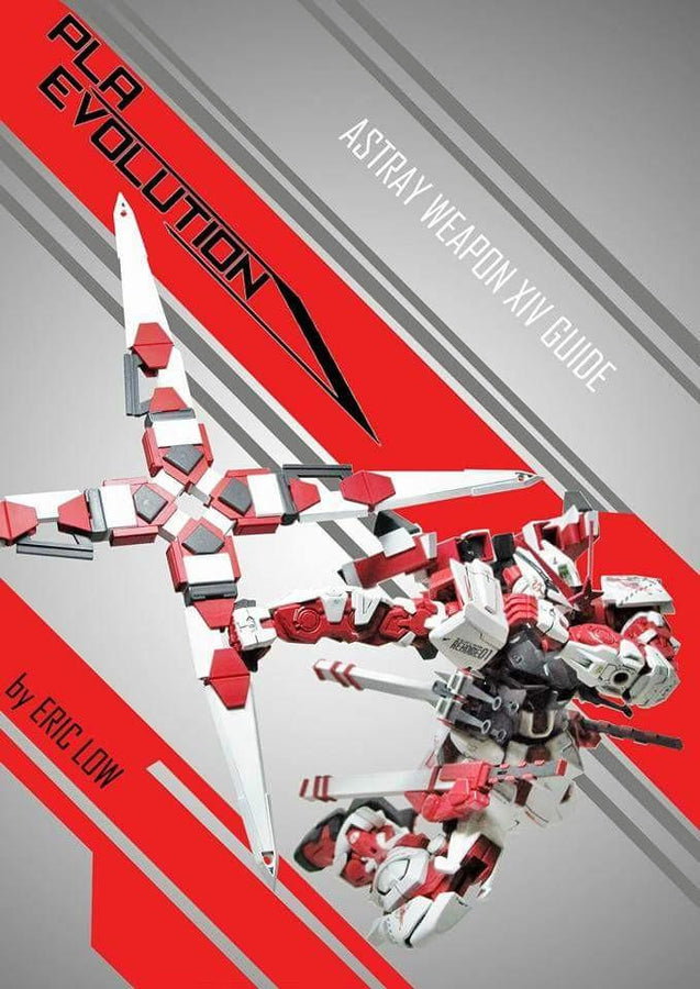 Pre-Order GhostScratcher Evo Gundam Scratch build book