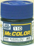 Mr. Color 110 - Character Blue (Semi-Gloss/Primary)