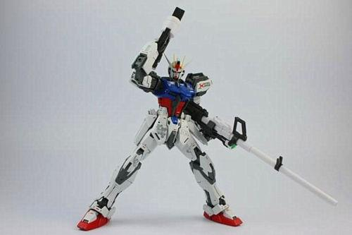 Gundam For The Barrel: Magictoys MS Weapon Set Sniper Rifle Submachine Gun For MG