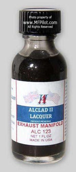 Alclad II 1oz. Bottle Exhaust Manifold Lacquer