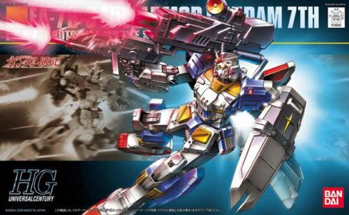 HGUC 1/144 #98 RX-78-3 Full Armor Gundam 7th