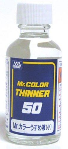 Mr Hobby Color Thinner 50ml T101