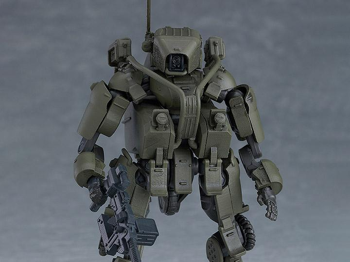 OBSOLETE Moderoid Outcast Brigade EXOFRAME Model Kit
