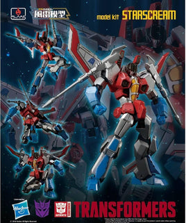 "Starscream ""Transformers"", Flame Toys Furai Model Kit"
