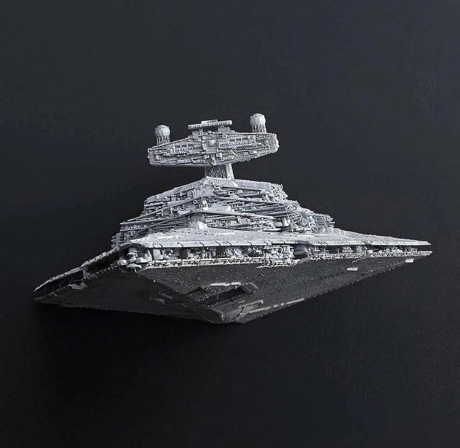 1/5000 STAR DESTROYER Star Wars Standard ver.