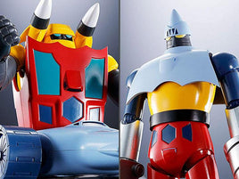 Getter Robo Soul of Chogokin GX-91 Getter 2 & 3 (Television Anime Ver.)