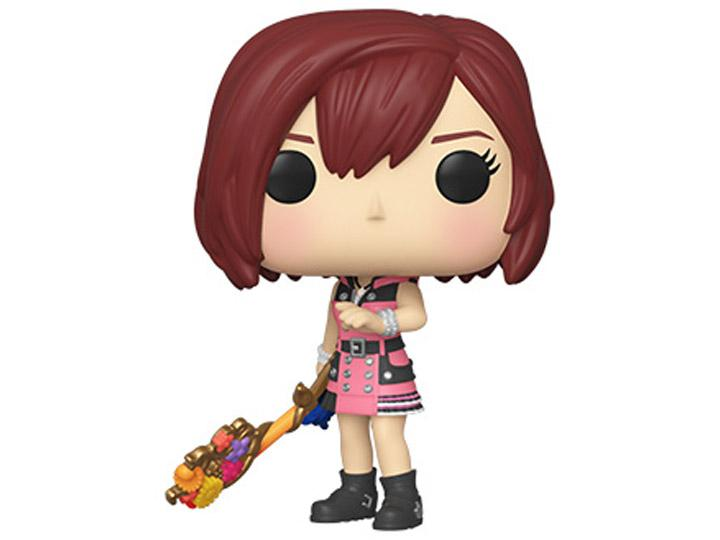 Pop! Games: Kingdom Hearts III Specialty Series - Kairi W/Pop Protector