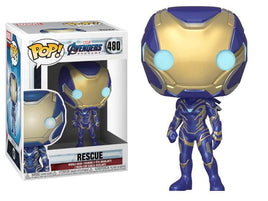 Pop! Marvel: Avengers: Endgame - Rescue W/ Pop Protector