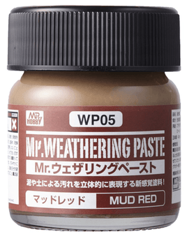 Weathering Pastel Mud Red