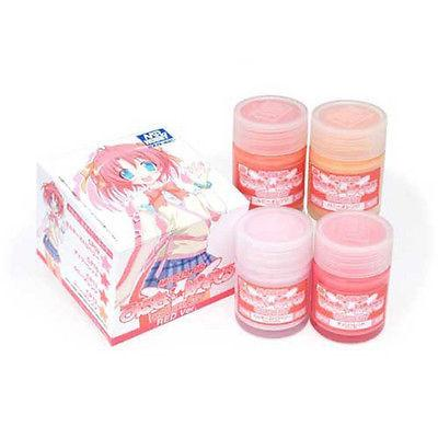 Mr. Hobby Mr. Color Pastel Set Red CP09 CP10 CP12