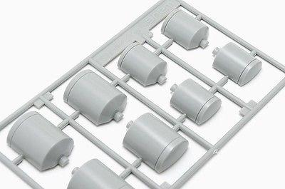 Gundam Builder Parts Wave G Tank (Short S)