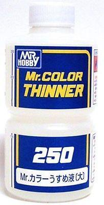 Mr. Hobby Mr. Color Thinner 250 250ml T103 T-103 Model Tool Kit Paint GSI