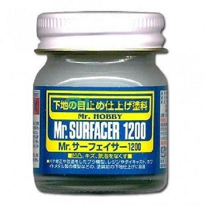 MR HOBBY GUNZE SANGYO PAINT SURFACER 1200 40ML SF286 - USA Gundam Store