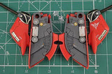 AW-020A Gundam & Weapon Model Detail Thruster Builders Parts Photo Etch Add on