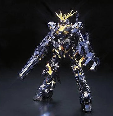 MG 1/100 RX-0 Unicorn Gundam Unit 2 Banshee titanium finish Ver. / - USA Gundam Store