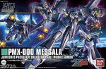 1/144 HGUC #157 PMX-000 Messala Jupitoris Prototype Model Kit Bandai - USA Gundam Store