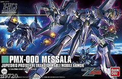 1/144 HGUC #157 PMX-000 Messala Jupitoris Prototype Model Kit Bandai