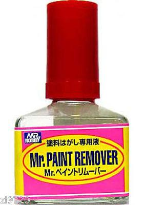 GUNZE MR HOBBY T114 Paint Remover 40ml