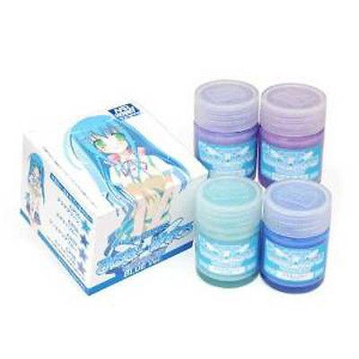 Mr. Hobby Mr. Color Pastel Set Blue CP05 CP06 CP07 CP08