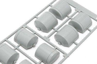 Gundam Builder Parts Wave G Tank (Short M)