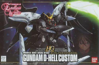 Gundam Wing Endless Waltz 1/144 HG EW-05 XXXG-01D2 D-Hell Custom Model Kit