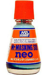 GUNZE MR HOBBY M132 Mr Masking Sol Neo 25ml PLASTIC MODEL KIT CRAFT TOOLS CREOS