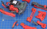 AW-008A Gundam & Weapon Model Detail Thruster Builders Parts Photo Etch Add on