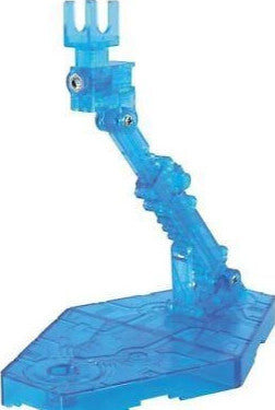 Bandai Hobby Action Base 2 Display Stand (1/144 Scale), Aqua Blue Gundam