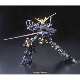 MG 1/100 RX-0 Unicorn Gundam Unit 2 Banshee titanium finish Ver. /