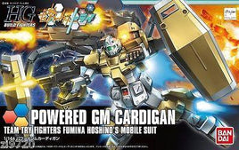 Bandai Model Kit HGBF 1/144 Powered GM Cardigan Gundam Build Fighters Try