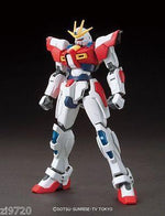 Bandai Model Kit HGBF 1/144 Build Burning Gundam Build Fighters