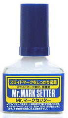 Mr Mark Setter 40ml MS232 Gunze GSI Creos Paint Supply Tool Jar Bottle Liquid