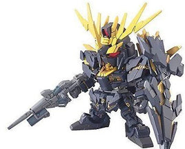 BB SD #380 Unicorn Gundam 02 Banshee Model Kit Bandai