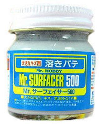 MR HOBBY GUNZE SANGYO MR SURFACER 500 LIQUID SF285 - USA Gundam Store