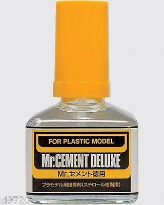 MR HOBBY Gunze MC127 Cement Glue Deluxe 40ml