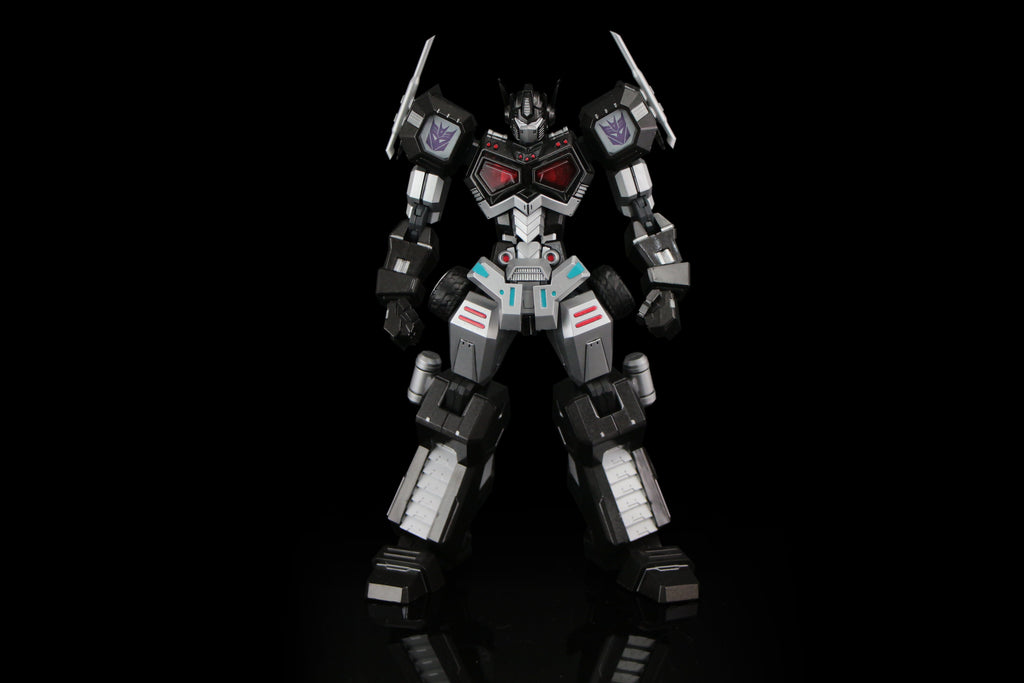 "Pre-Order 01 Nemesis Prime (Attack Mode) (Exclusive Variant) ""Transformers"", Flame Toys Furai Model"