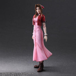 Crisis Core: Final Fantasy VII Play Arts Kai Aerith Gainsborough