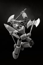 Aoshima 1/1000 Aim For The Top! Gunbuster Black Hole Starship, Black and White (Limited Edition)