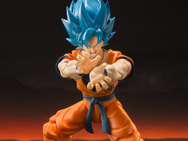Dragon Ball Super S.H.Figuarts Super Saiyan God Super Saiyan Goku