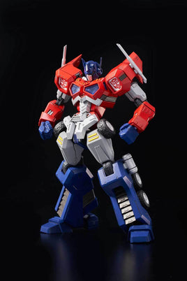 01 Optimus Prime (Attack Mode)