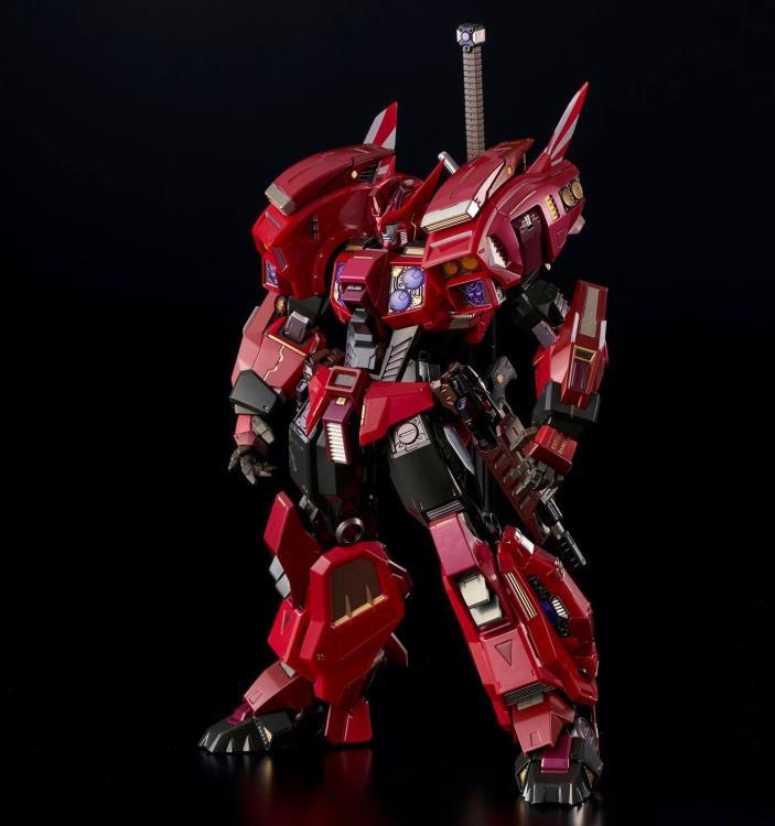 "Shattered Glass Drift ""Transformers"", Flame Toys Kuro Kara Kuri"