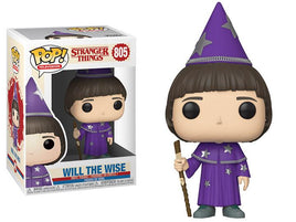 Pop! TV: Stranger Things - Will the Wise W/ POP Protector
